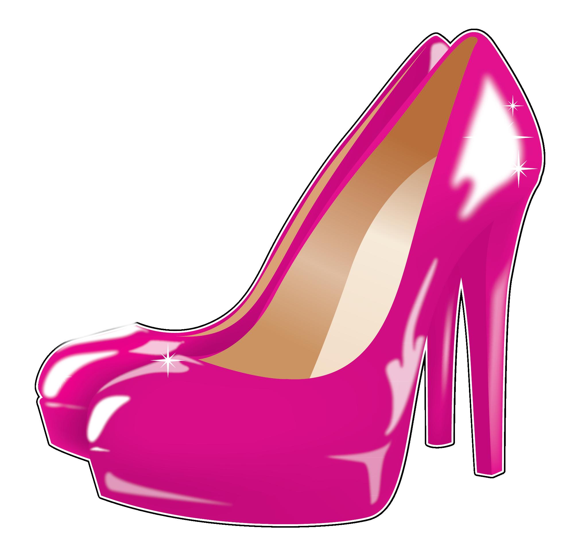 Hd Heels Pink Png Transparent Background