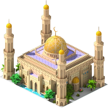 Hd Mosque Png Transparent Background image #45533