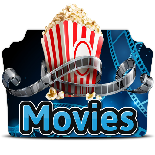 Hd Movies Folder Popcorn Images