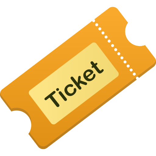 Hd Ticket Download Icon format