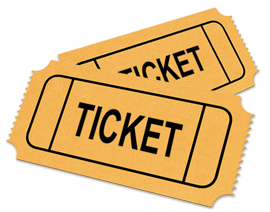 Hd Ticket Transparent for ppt slide