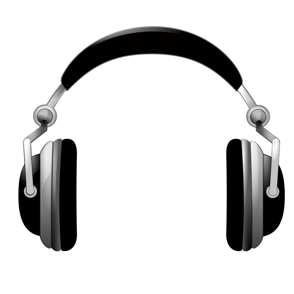 Download Free Headphones Png Vector image #20172