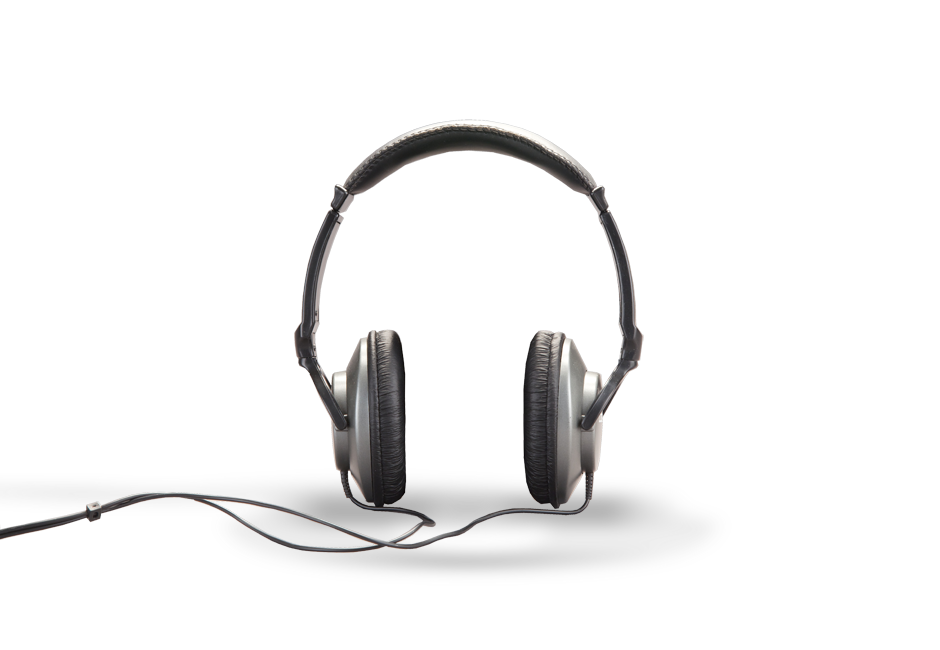 Download High-quality Headphones Png image #20175