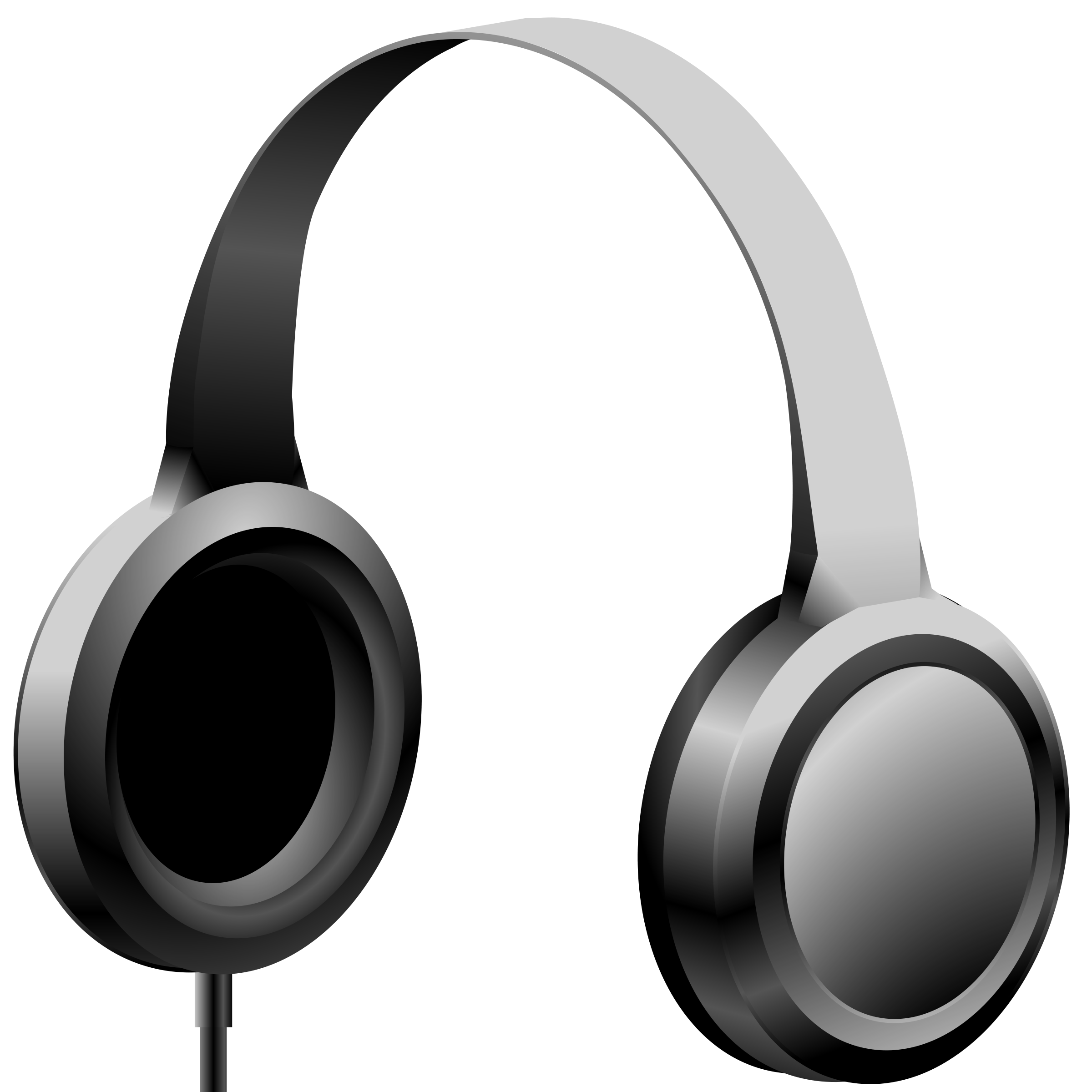 High Resolution Headphones Png Icon
