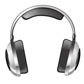 High Resolution Headphones Png Icon image #20185