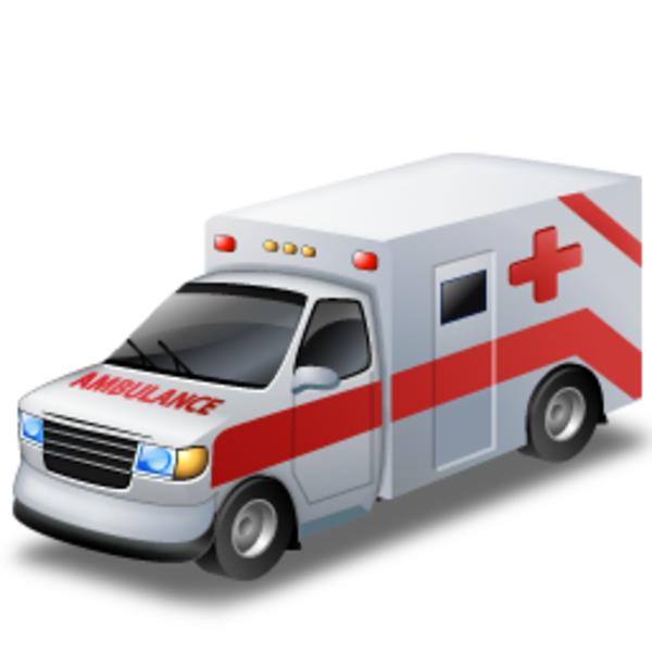 Healthcare Ambulance Icon image #29971