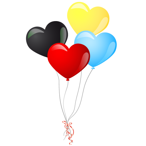 Heart Balloon Png image #28108