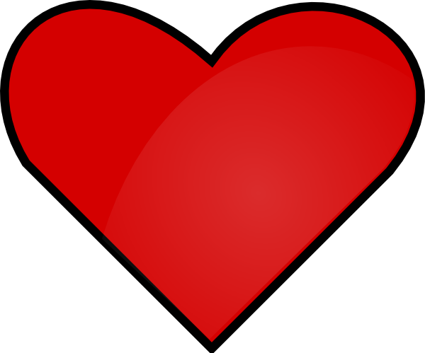 Heart Picture Png image #44624