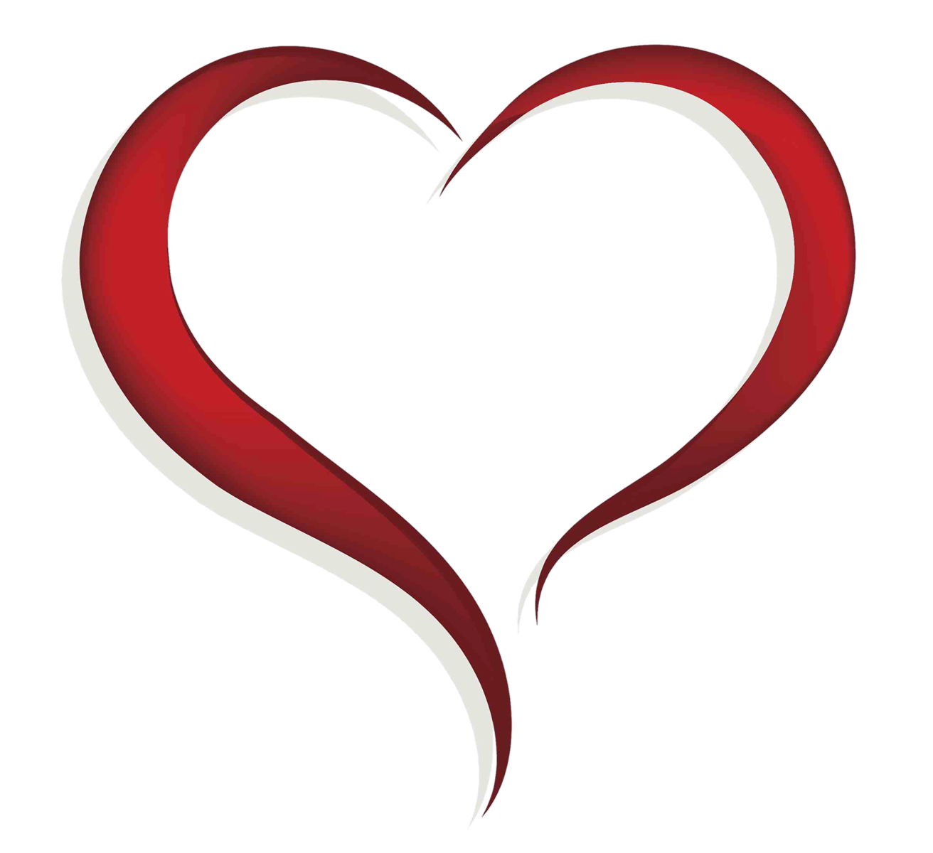 HD Heart PNG image #38791