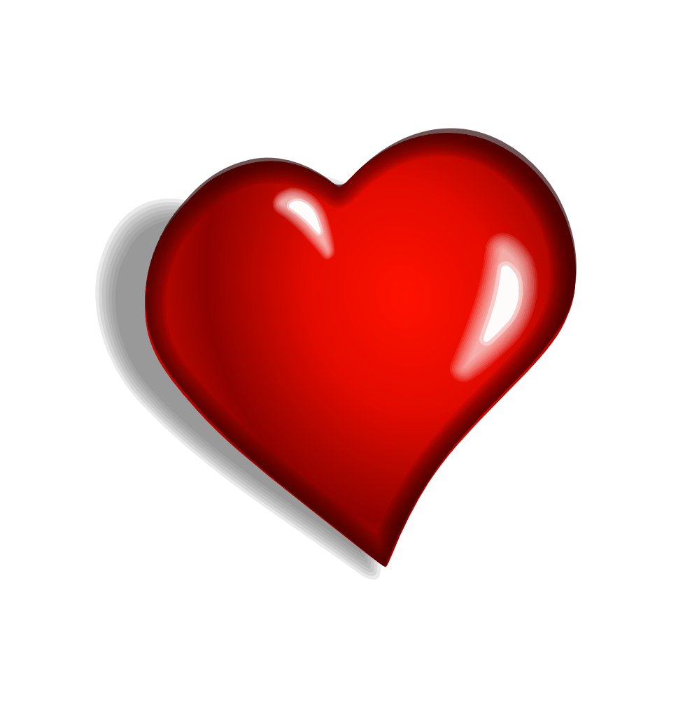Png Heart Download Free Vector