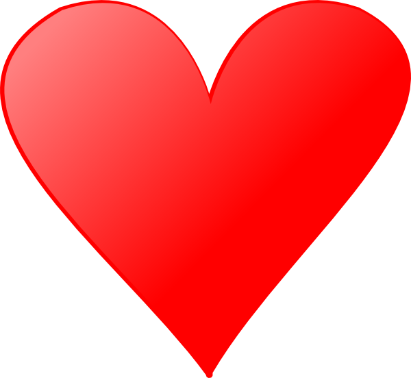 Heart Png Clipart image #44620