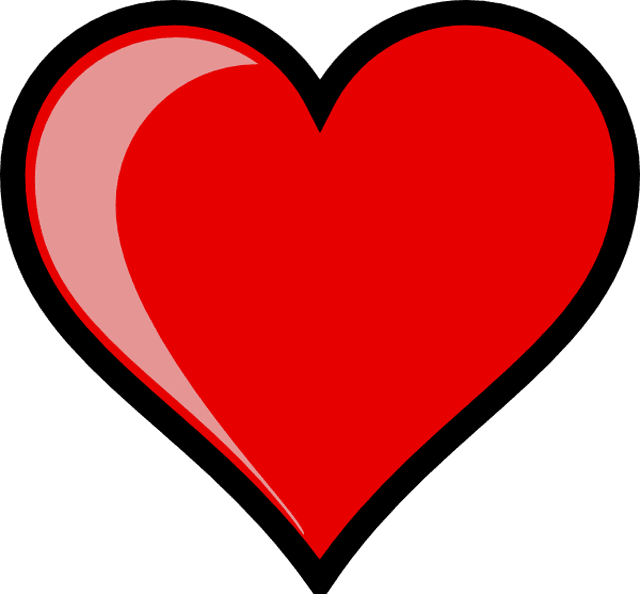 Heart Png Picture image #44637