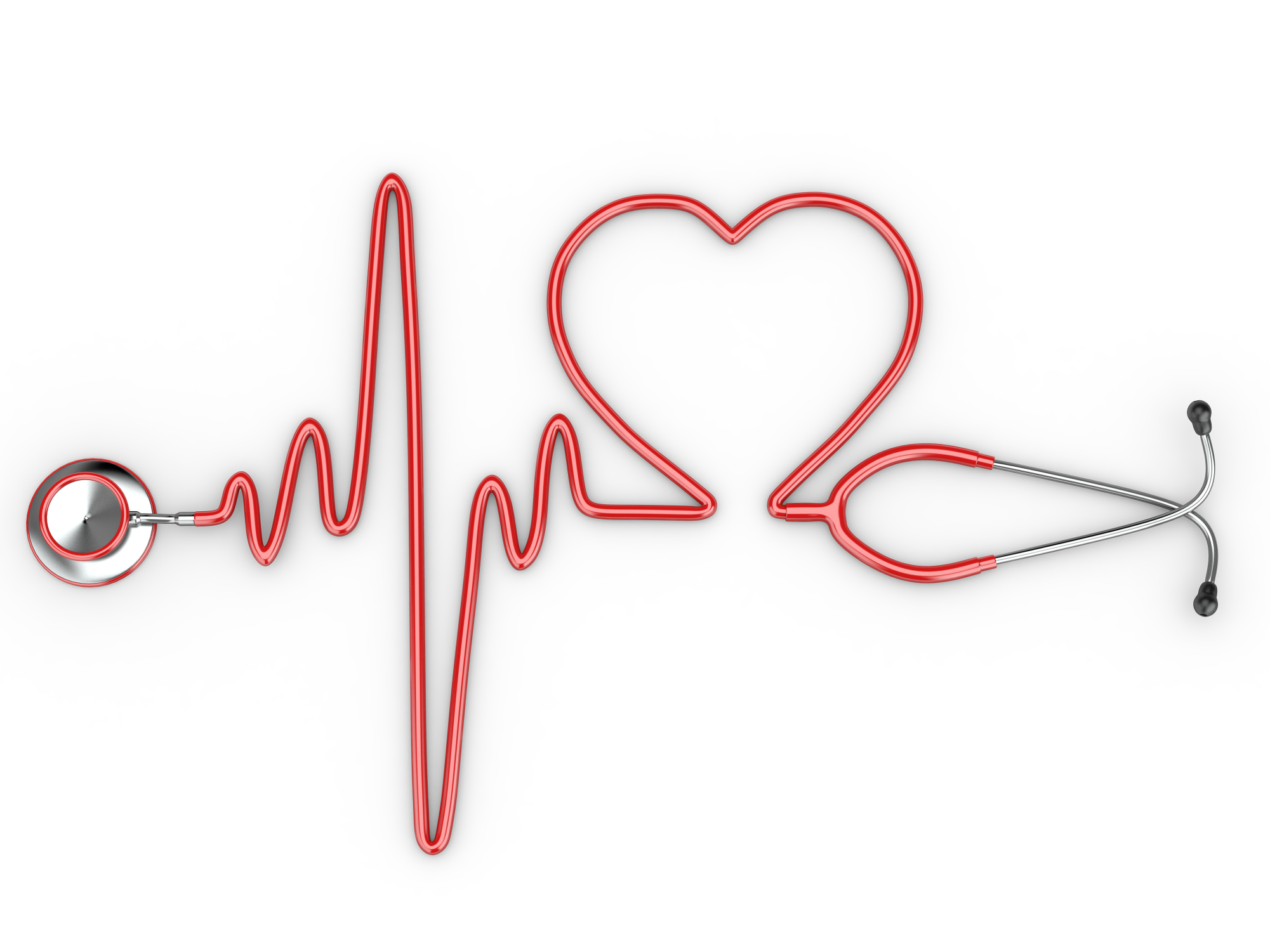 Vector Heart Stethoscope Png image #27507