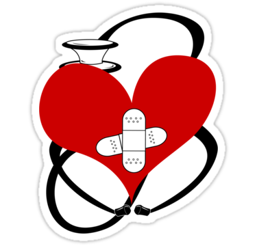 PNG Heart Stethoscope Transparent image #27526