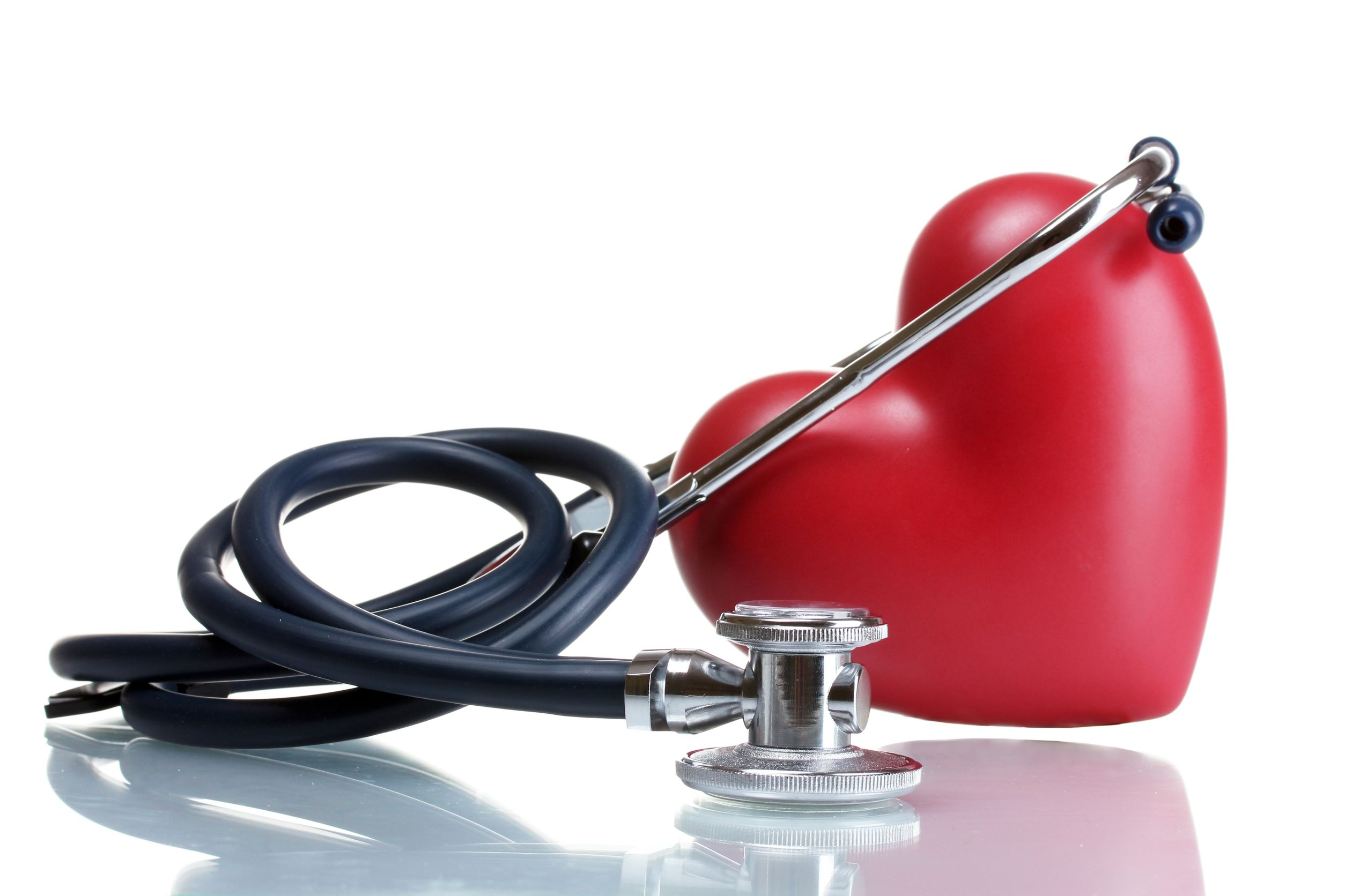 Heart Stethoscope PNG Clipart image #27531