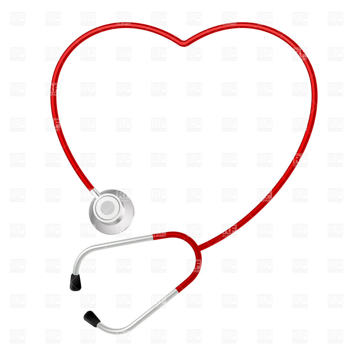 Heart Stethoscope High-quality Download Png image #27538