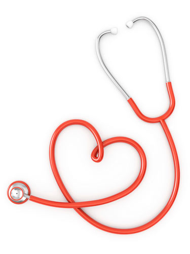 Free Clipart Best Images Heart Stethoscope image #27512