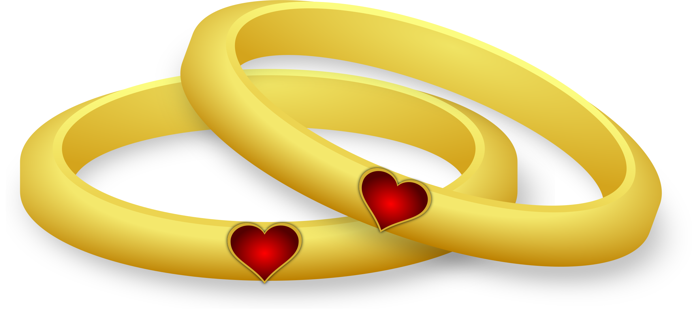Heart Wedding Png
