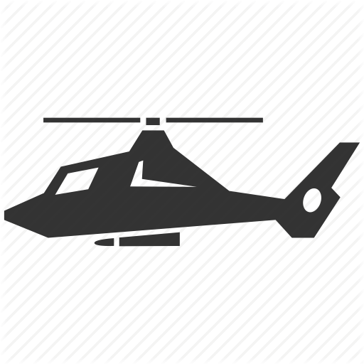 Simple Helicopter Png image #21954