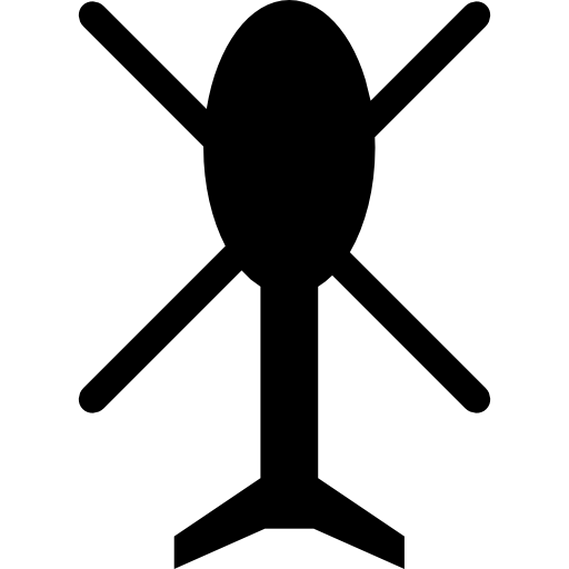 Helicopter Icon image #21965