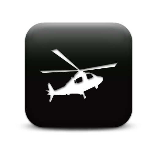 Drawing Helicopter Icon
