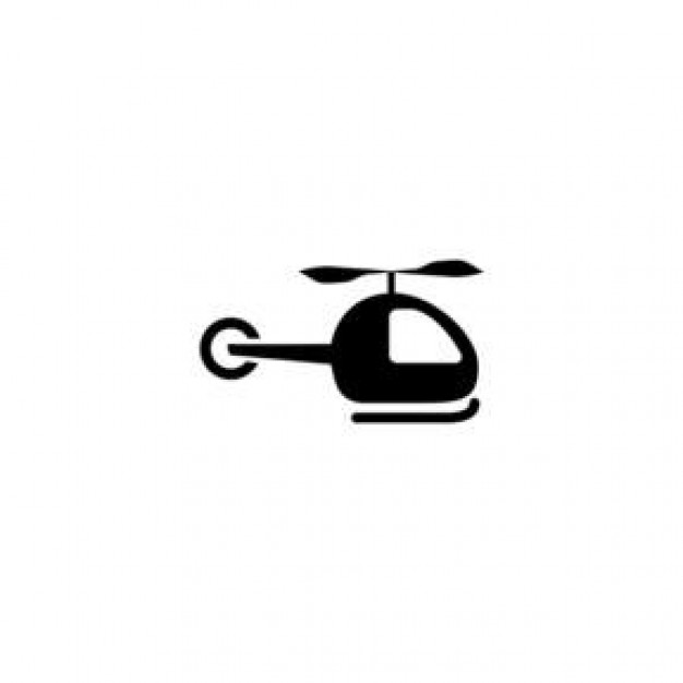 Helicopter Icon image #21975