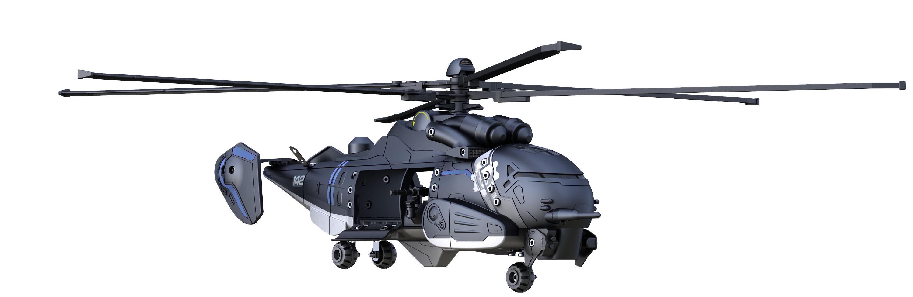 Helicopter Png image #40866
