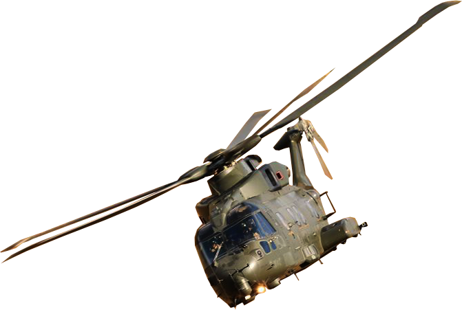 Helicopter Png image #40870