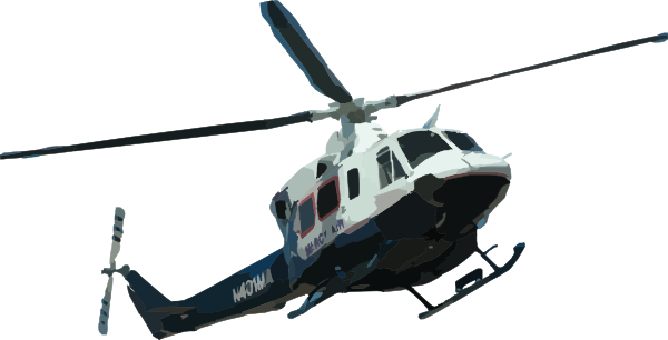 Helicopter Png image #40854