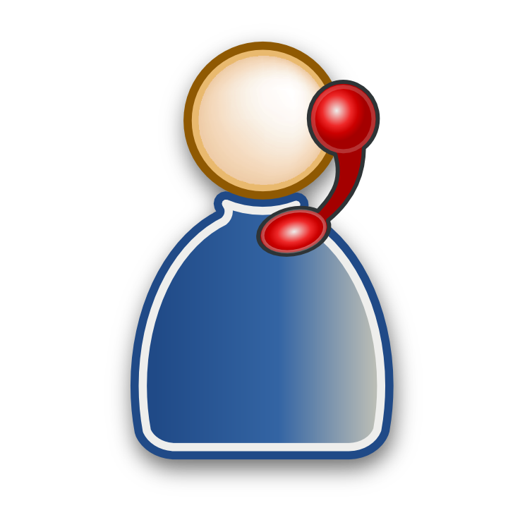 Help Desk Icon Drawing image #13737