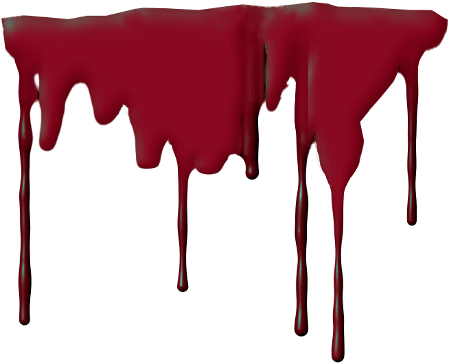 High-quality Blood Drip Png Transparent Images image #45442