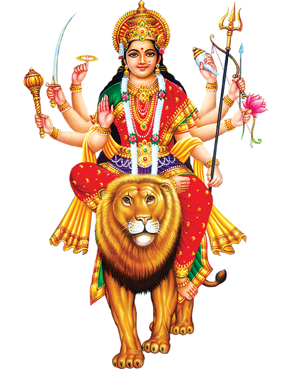 High-quality Goddess Maheshwar Durga Cliparts For Free! image #45468
