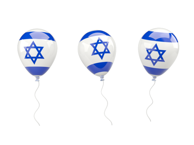 High-quality Israel Flag Transparent image #46012