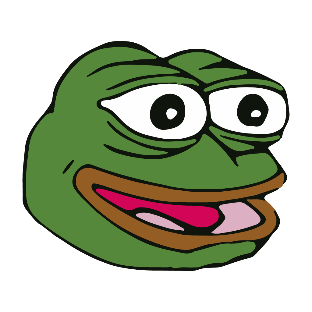 Happy Pepe Cliparts image #45769