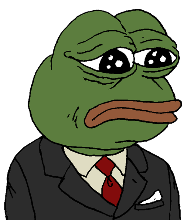 High-quality Sad Pepe Png Transparent Images image #45788