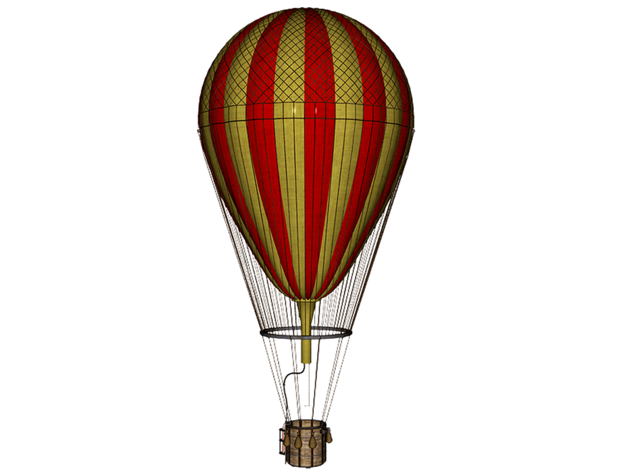 High Resolution Air Balloon Png Icon image #46774