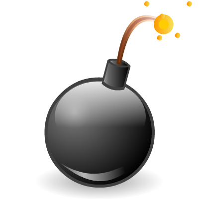 High Resolution Bomb Png Icon image #46594