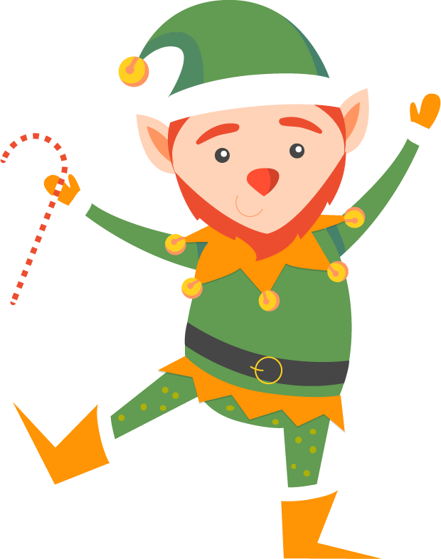 High Resolution Elf Png Clipart image #45803