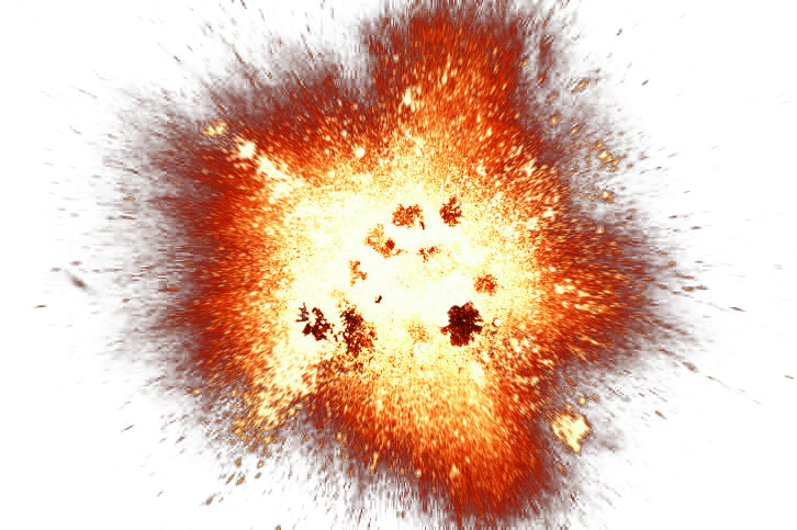 High Resolution Explosion Transparent Png Clipart image #45934