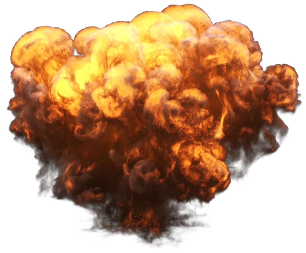 High Resolution Explosion Transparent Png Icon image #45925