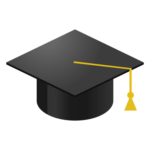 High Resolution Graduation Cap Png Icon