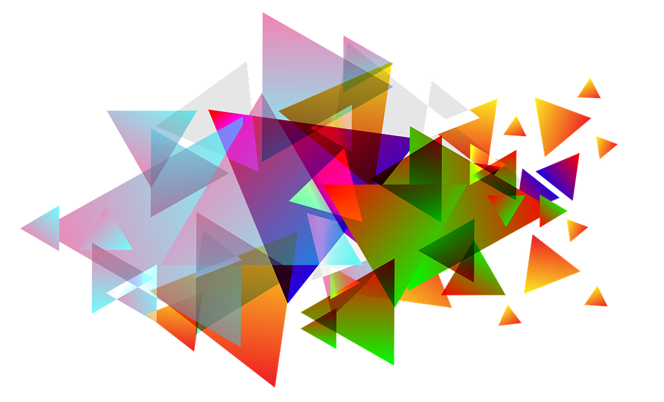 High Resolution Triangles Png Clipart image #46466