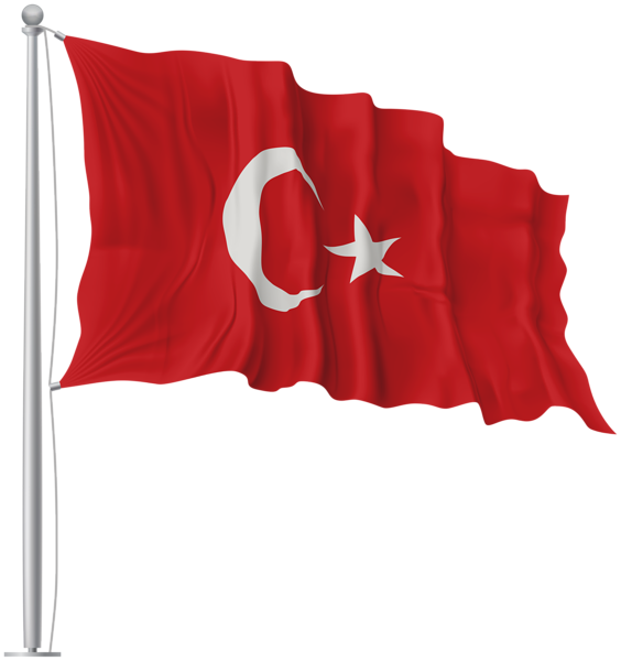 High Resolution Turkey Flag Png Icon 19