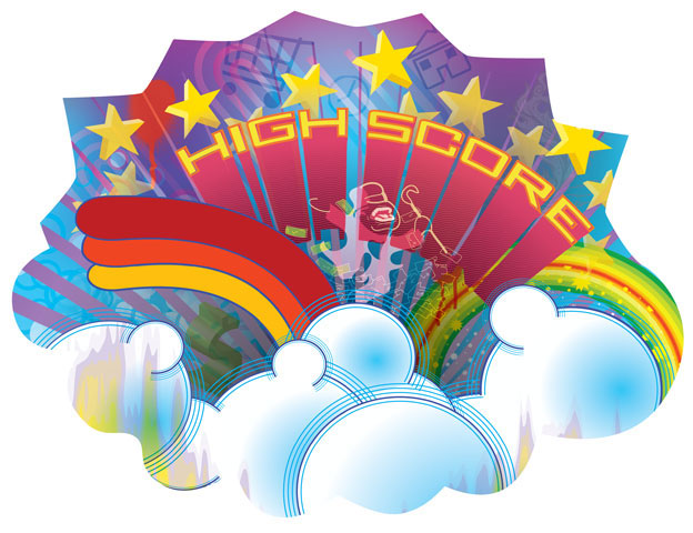 high score icon