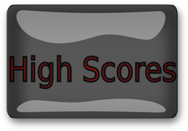 High Score Png Icon image #38587