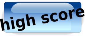 High Score Png Icon image #38585