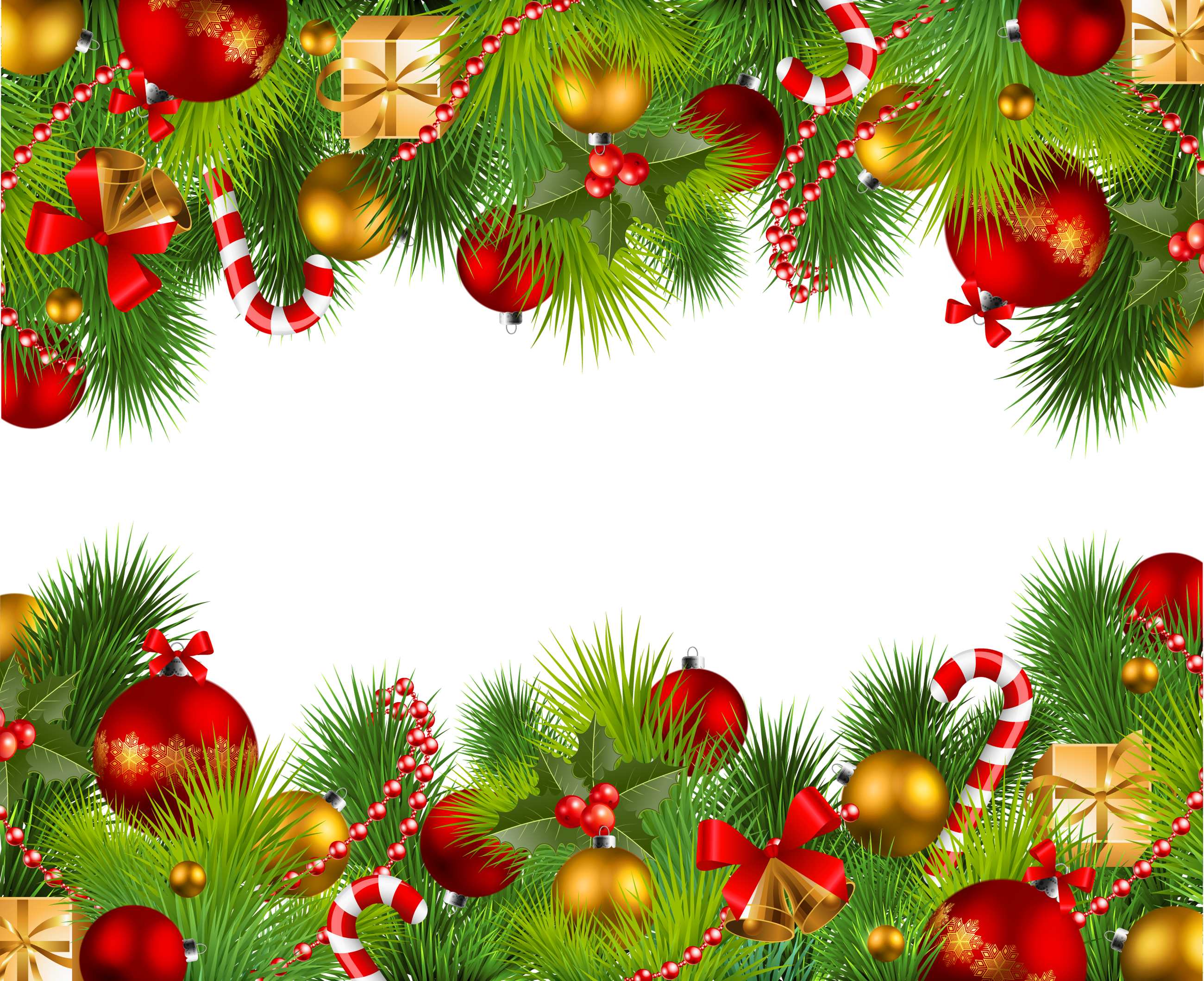 Holiday Decorations, Christmas, Xmas, New Year Png image #35313
