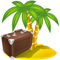 Holiday, Travel Icon Png image #9819