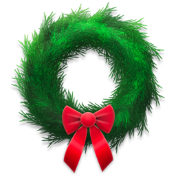 Holiday Wreath Icon image #9812