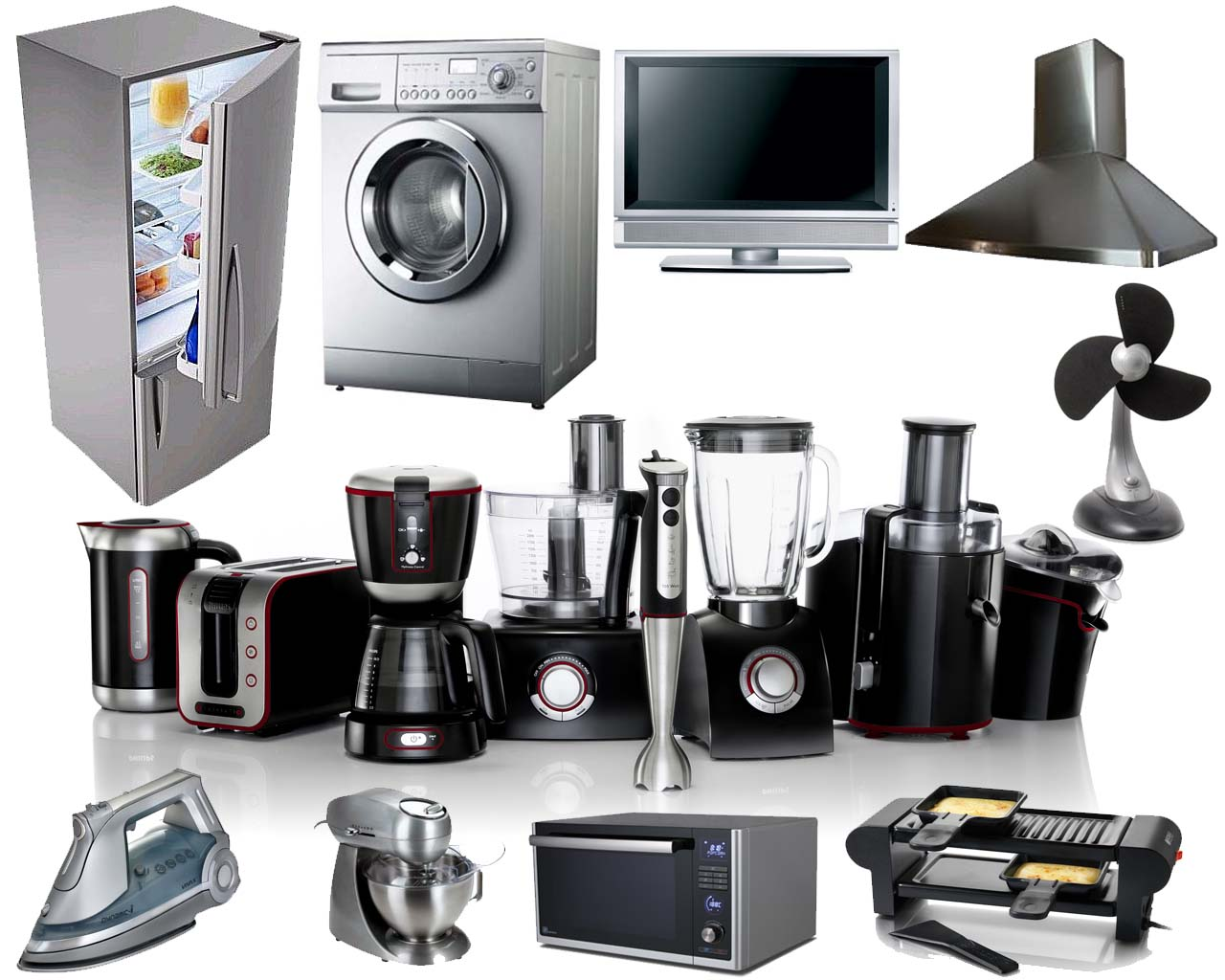 Transparent Png Home Appliances Hd Background image #28245